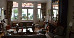 VENTE MAISON BOURGEOISE – 5 CHAMBRES + STUDIO – GRAND GARAGE