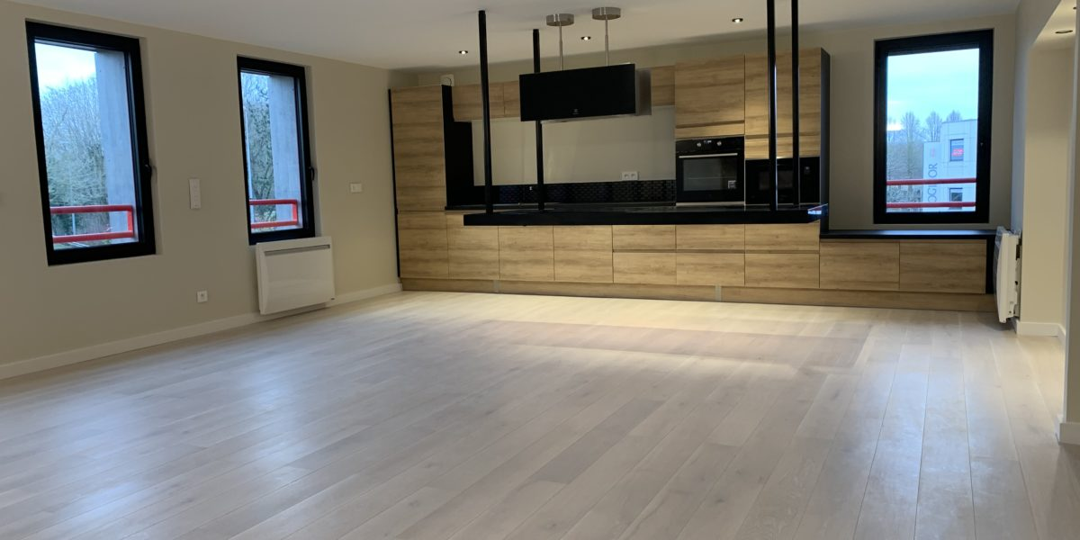 Appartement Loft – 2 chambres – terrasse ROOFTOP !