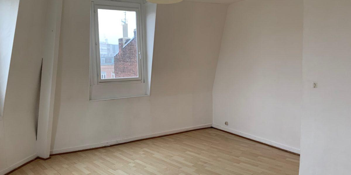 Hyper centre de Lille – appartement 2 chambres